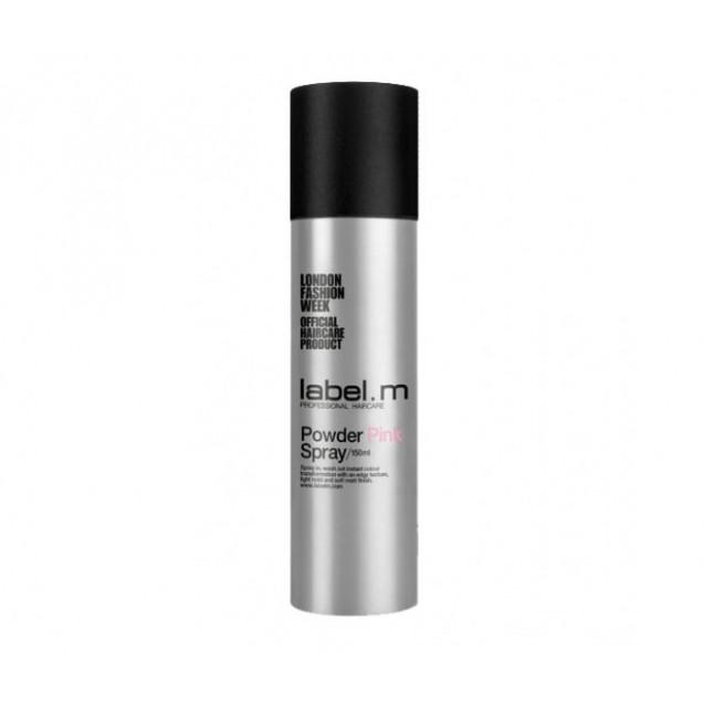 label.m Powder Pink Spray