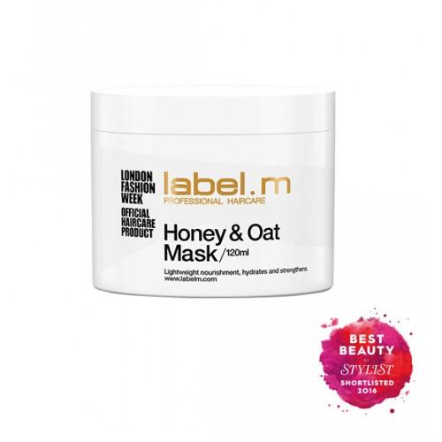 honey & oat mask - מסיכת טיפול דבש ושיבולת שועל