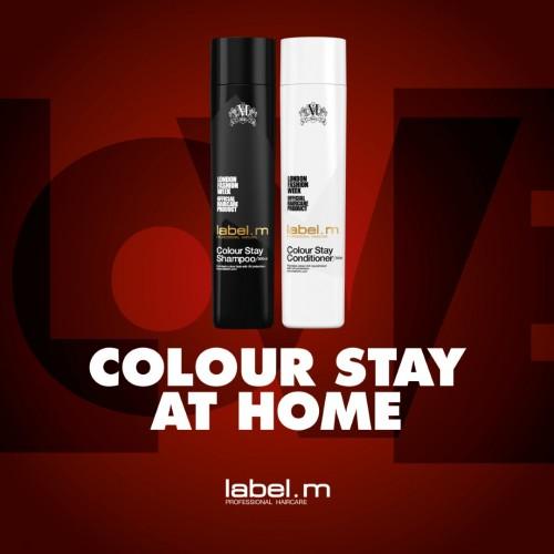 סט Colour stay - שמפו ומרכך לשיער צבוע