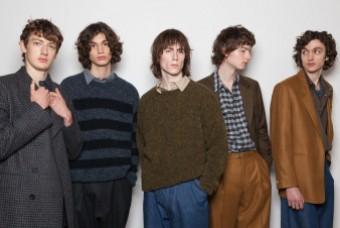 שבוע האופנה ללונדון לגבר  ינואר '17 E.Tautz