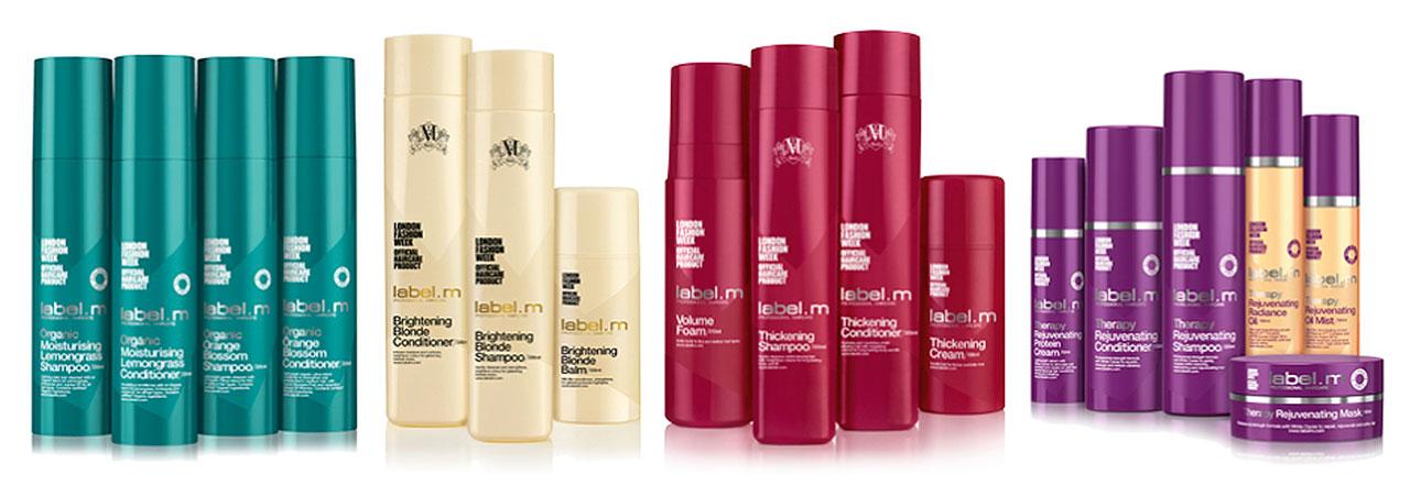 label.m שיטת 4 השלבים לשיער מושלם.