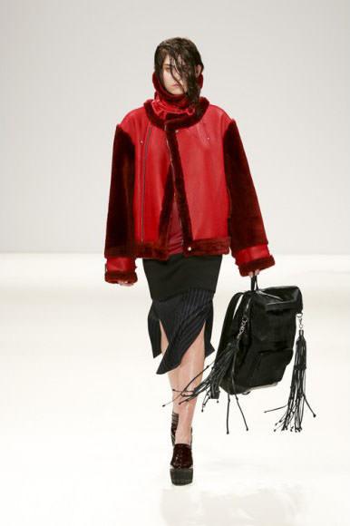London Fashion Week AW15